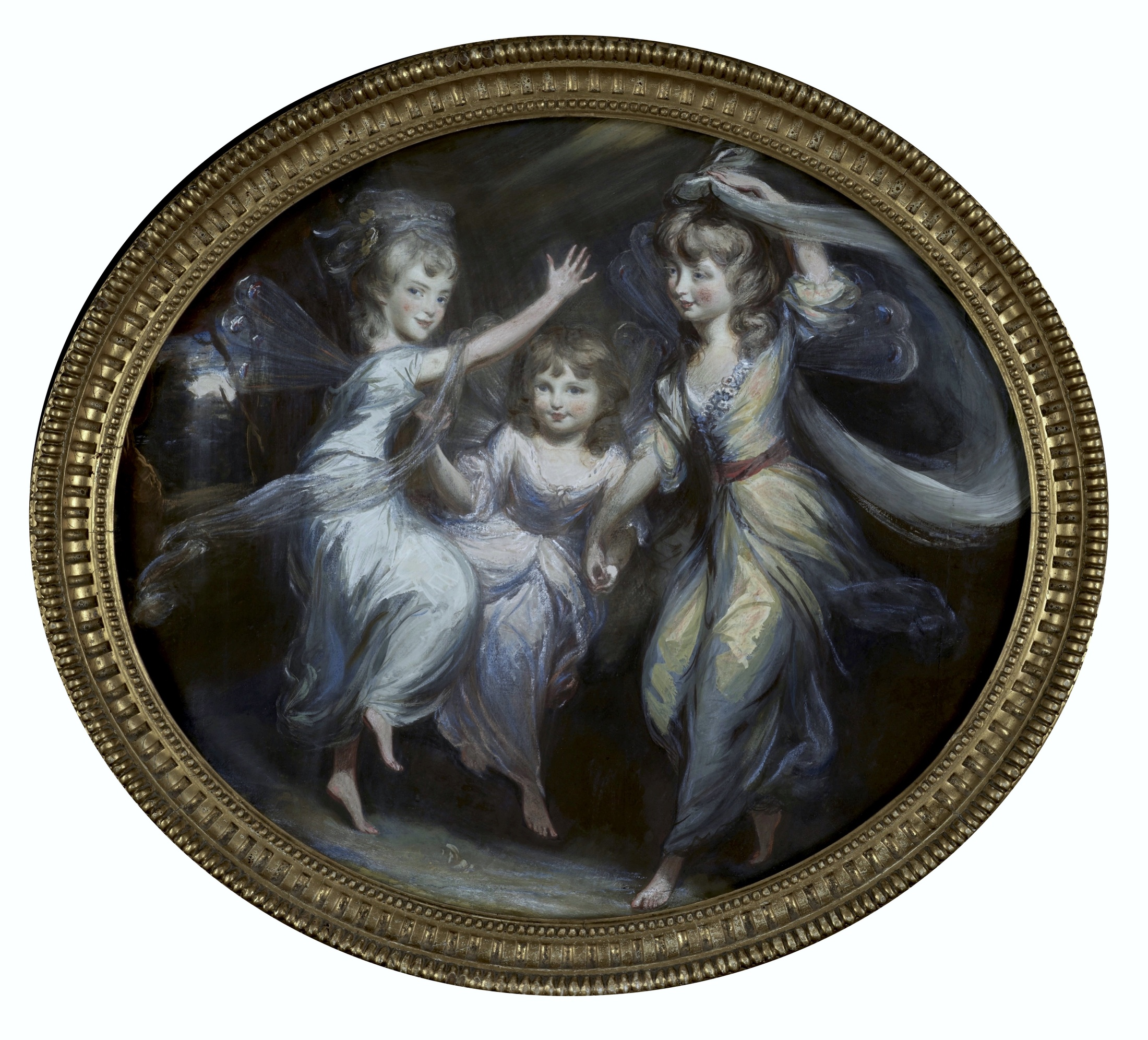 The Ladies Susan, Elizabeth and Mary Fane, Daughters of John, 9th Earl of Westmorland
