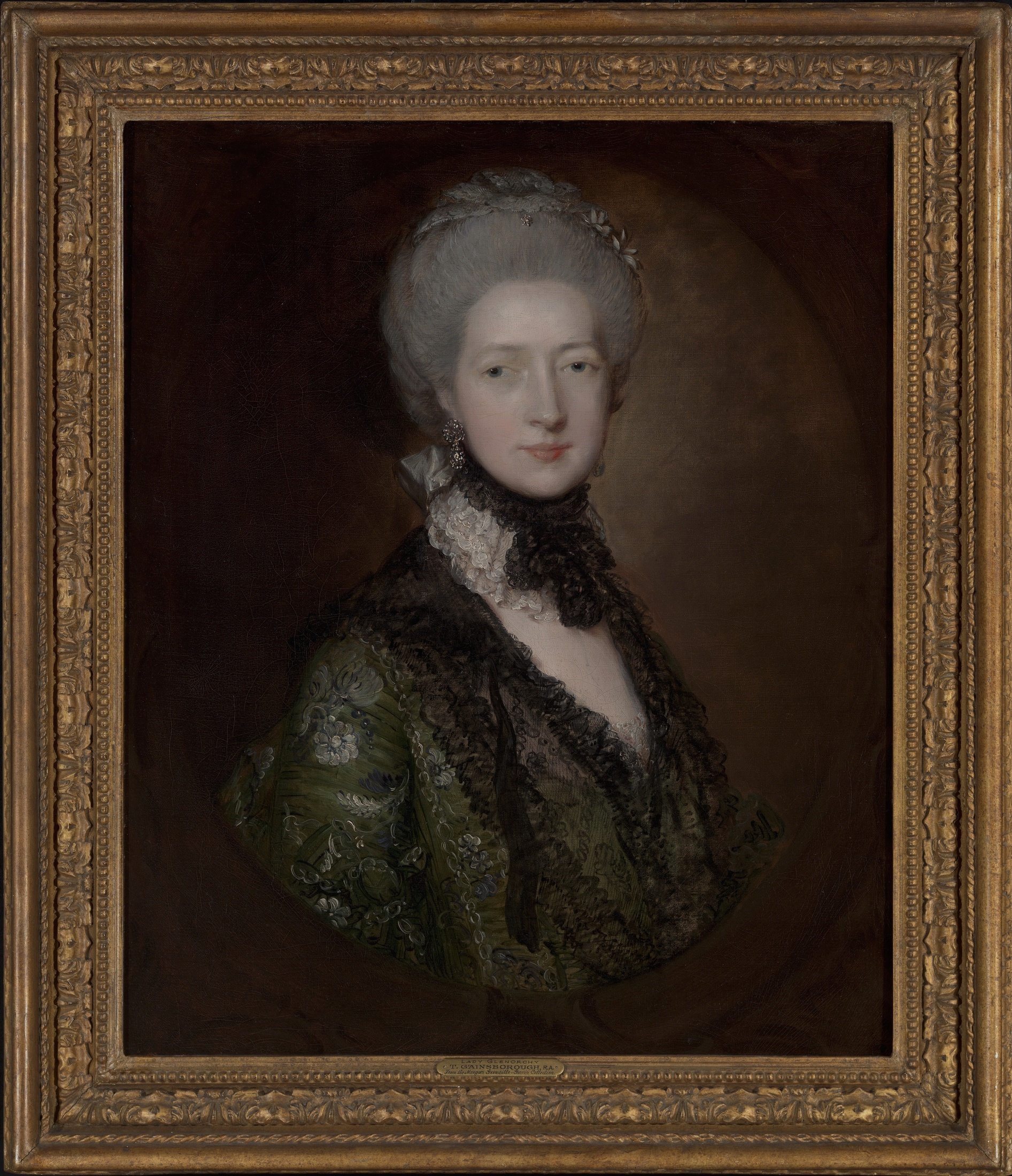Portrait of Lady Willielma Glenorchy