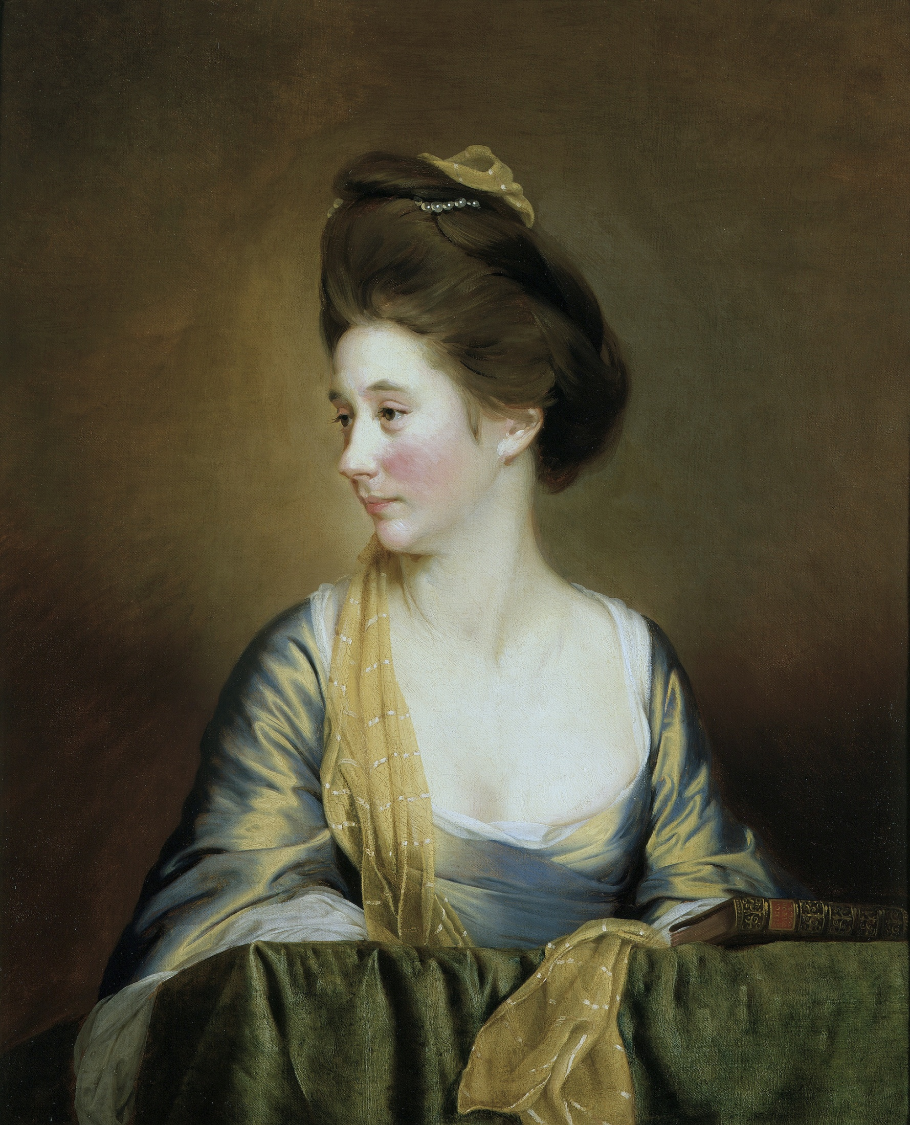 PORTRAIT OF  SUSANNA LEIGH